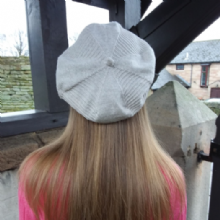 Louisa Supersoft Merino Beret